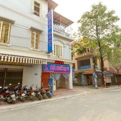 Отель OYO 889 Ha Vy Motel Ханой парковка