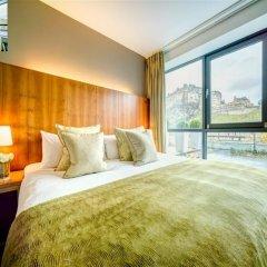 Apex Grassmarket Hotel комната для гостей