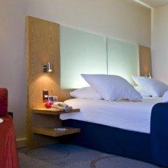 Отель Park Inn by Radisson Nice Airport Hotel Франция, Ницца - 1 отзыв об отеле, цены и фото номеров - забронировать отель Park Inn by Radisson Nice Airport Hotel онлайн комната для гостей фото 5