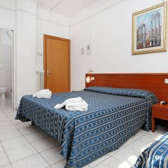 Отель Albergo Athena комната для гостей фото 4