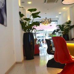 Saigon River Boutique Hotel интерьер отеля