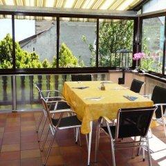 Отель Gasthof Stiegenwirt Парчинес балкон