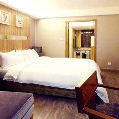 Отель Sun Flower Hotel and Residence Китай, Шэньчжэнь - отзывы, цены и фото номеров - забронировать отель Sun Flower Hotel and Residence онлайн сейф в номере