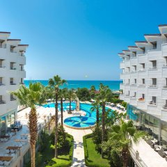 Отель Terrace Beach Resort балкон
