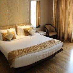 Отель Mapple Emerald New Delhi Индия, Нью-Дели - отзывы, цены и фото номеров - забронировать отель Mapple Emerald New Delhi онлайн комната для гостей фото 2