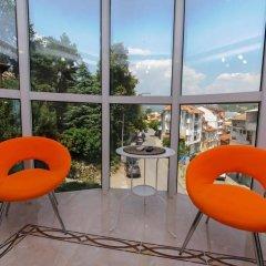 Отель Sandanski Peak Guest Rooms Болгария, Сандански - отзывы, цены и фото номеров - забронировать отель Sandanski Peak Guest Rooms онлайн балкон