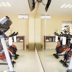 Отель Mision Express Merida Altabrisa фитнесс-зал
