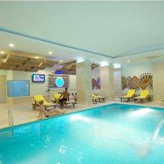Bilem High Class Hotel Турция, Анталья - 2 отзыва об отеле, цены и фото номеров - забронировать отель Bilem High Class Hotel онлайн бассейн фото 2