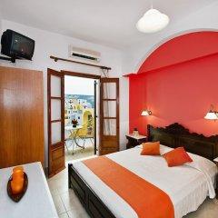 Отель Pension Petros Греция, Остров Санторини - отзывы, цены и фото номеров - забронировать отель Pension Petros онлайн комната для гостей