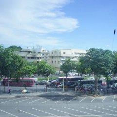 Отель Yes Kaosan спортивное сооружение