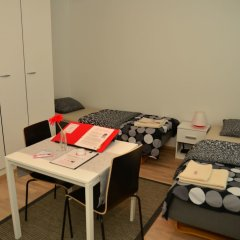Апартаменты Oulu Hotelli Apartments Lite комната для гостей
