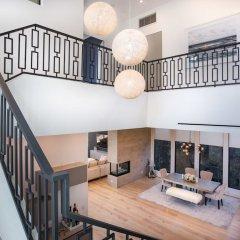 Отель Sycamore Villa США, Лос-Анджелес - отзывы, цены и фото номеров - забронировать отель Sycamore Villa онлайн интерьер отеля