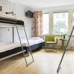 Slottsskogen Hotel комната для гостей