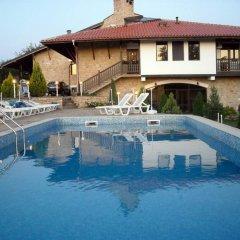 Отель Zagorie Болгария, Велико Тырново - отзывы, цены и фото номеров - забронировать отель Zagorie онлайн бассейн