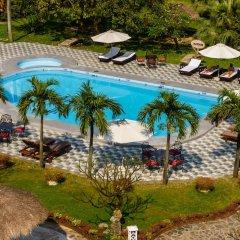 Huong Giang Hotel Resort and Spa бассейн