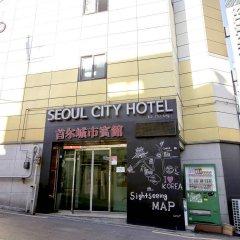 Отель Seoul City Hotel Южная Корея, Сеул - отзывы, цены и фото номеров - забронировать отель Seoul City Hotel онлайн городской автобус