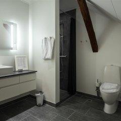 Отель Best Western Hotel Scheelsminde Дания, Алборг - отзывы, цены и фото номеров - забронировать отель Best Western Hotel Scheelsminde онлайн ванная фото 2