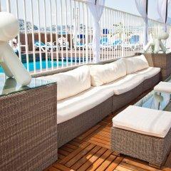Splendid Hotel & Spa Nice Ницца гостиничный бар