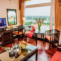 Imperial Hotel Hue в номере
