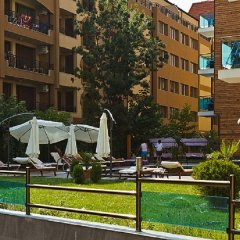 Отель Sun Gate Aparthotel Солнечный берег питание
