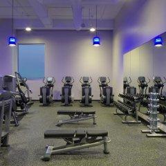 Отель Radisson Blu Mall of America фитнесс-зал