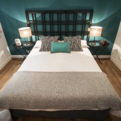 Отель Apartamento Luxury I Испания, Мадрид - отзывы, цены и фото номеров - забронировать отель Apartamento Luxury I онлайн комната для гостей фото 2