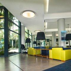 Отель Deloix Aqua Center Испания, Бенидорм - отзывы, цены и фото номеров - забронировать отель Deloix Aqua Center онлайн интерьер отеля