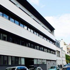 Отель Appartements Paris Boulogne парковка