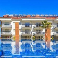 Apart Likya Garden 1 Турция, Калкан - отзывы, цены и фото номеров - забронировать отель Apart Likya Garden 1 онлайн бассейн