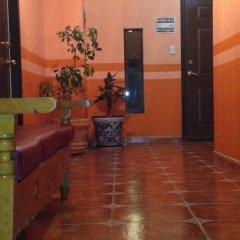 Отель Casa Margaritas Мексика, Креэль - 1 отзыв об отеле, цены и фото номеров - забронировать отель Casa Margaritas онлайн интерьер отеля фото 3