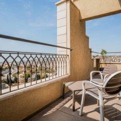Ramada by Wyndham Nazareth Израиль, Инбар - отзывы, цены и фото номеров - забронировать отель Ramada by Wyndham Nazareth онлайн балкон