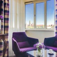 Отель Kossak Hotel Польша, Краков - 1 отзыв об отеле, цены и фото номеров - забронировать отель Kossak Hotel онлайн фото 7