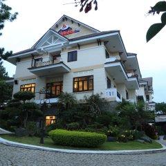 Ky Hoa Da Lat Hotel вид на фасад фото 2