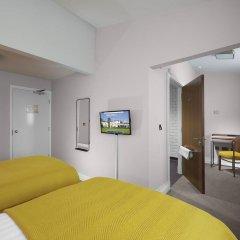 Chancellors Hotel And Conference Манчестер комната для гостей