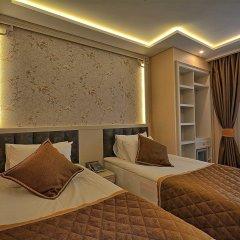 Samir Deluxe Hotel комната для гостей фото 3