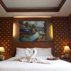 Отель Renoir Boutique Патонг комната для гостей