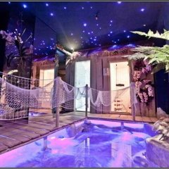 Отель Sixlove Gate Lanza бассейн фото 2