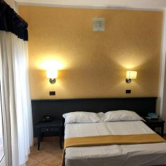 Antica Perla Residence Hotel Агридженто сейф в номере