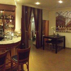 Отель ASPROMONTE Милан гостиничный бар