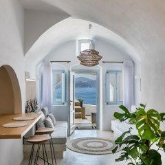 Отель 3 Caves Villa by Caldera Houses Греция, Остров Санторини - отзывы, цены и фото номеров - забронировать отель 3 Caves Villa by Caldera Houses онлайн комната для гостей фото 4