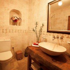 Отель Hoyran Wedre Country Houses Калеучагиз ванная