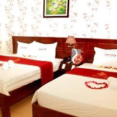 Отель Thuy Duong Hotel Вьетнам, Хюэ - отзывы, цены и фото номеров - забронировать отель Thuy Duong Hotel онлайн комната для гостей