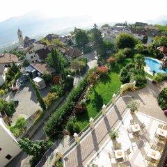 Отель Sonnenhof Италия, Марленго - отзывы, цены и фото номеров - забронировать отель Sonnenhof онлайн балкон