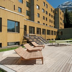 Отель Youth Hostel St. Moritz Швейцария, Санкт-Мориц - отзывы, цены и фото номеров - забронировать отель Youth Hostel St. Moritz онлайн фото 13