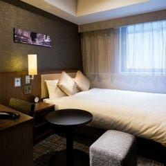 Отель UNIZO Tokyo Ginza-itchome Япония, Токио - отзывы, цены и фото номеров - забронировать отель UNIZO Tokyo Ginza-itchome онлайн комната для гостей фото 4