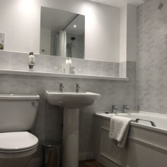Апартаменты Fountain Court Grove Apartments Эдинбург ванная