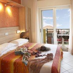 Отель Mocambo Италия, Риччоне - отзывы, цены и фото номеров - забронировать отель Mocambo онлайн комната для гостей фото 5