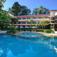 Отель Patong Lodge бассейн фото 3