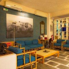 Отель Apollonia Hotel Apartments Греция, Вари-Вула-Вулиагмени - 1 отзыв об отеле, цены и фото номеров - забронировать отель Apollonia Hotel Apartments онлайн интерьер отеля фото 2