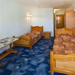 Гостиница Кубань (Геленджик) комната для гостей фото 2